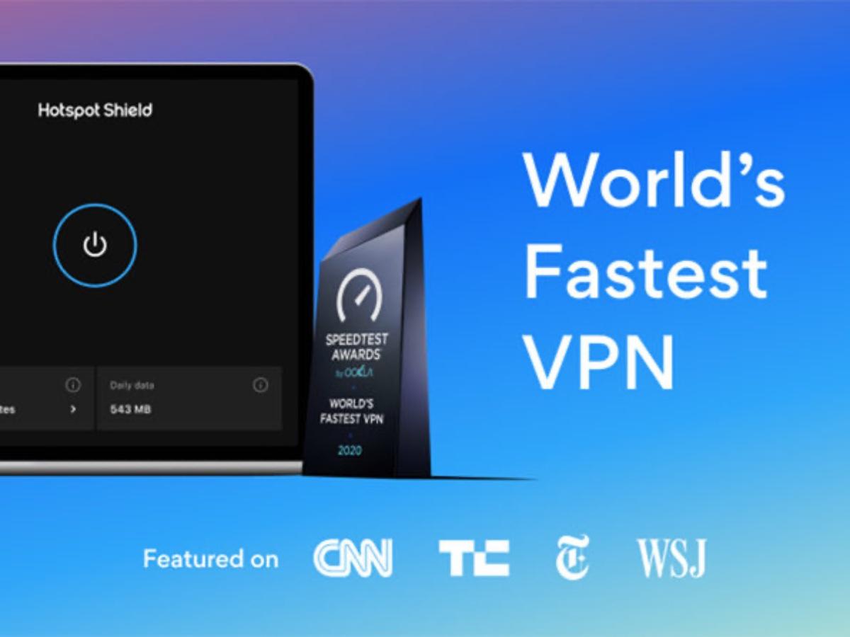 HotSpot Shield VPN Premium 3-Yr Subscription