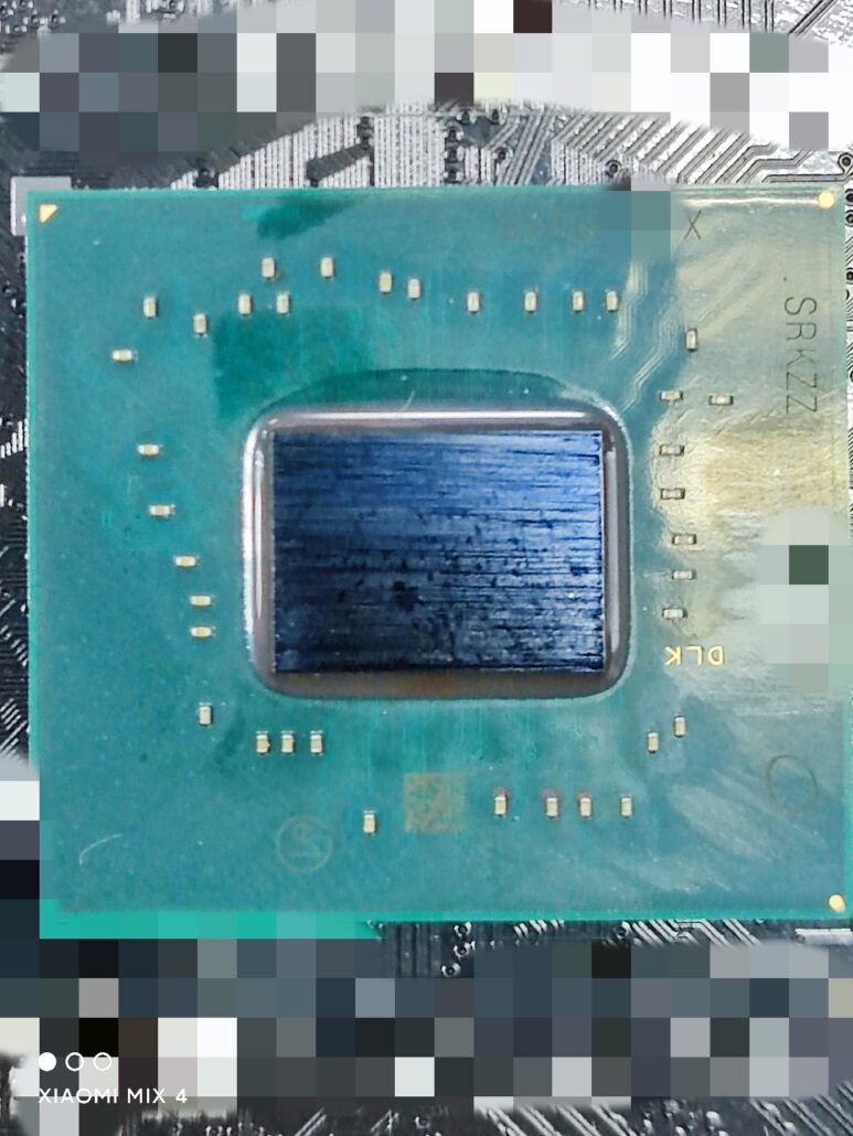 The first pictures of the Intel Z690 Platform Control Hub have leaked out over at Bilibili.