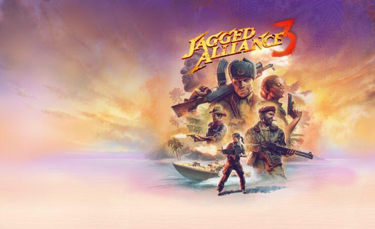 Jagged Alliance 3