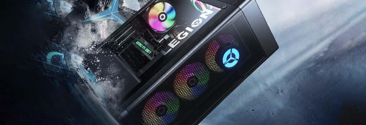 Lenovo Officially Unveils The First Intel Alder Lake 12th Gen Desktop CPU Ready Legion 9000K Gaming PC