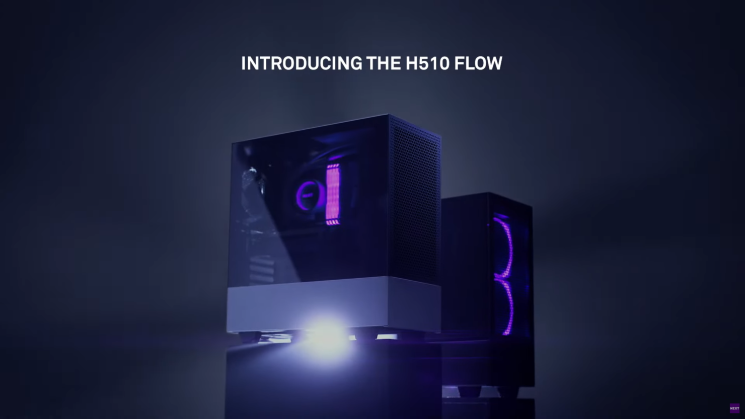 NZXT Unveils Its H510 FLOW Chassis Which Focuses On Enhanced Air-Cooling For $109.99 US
