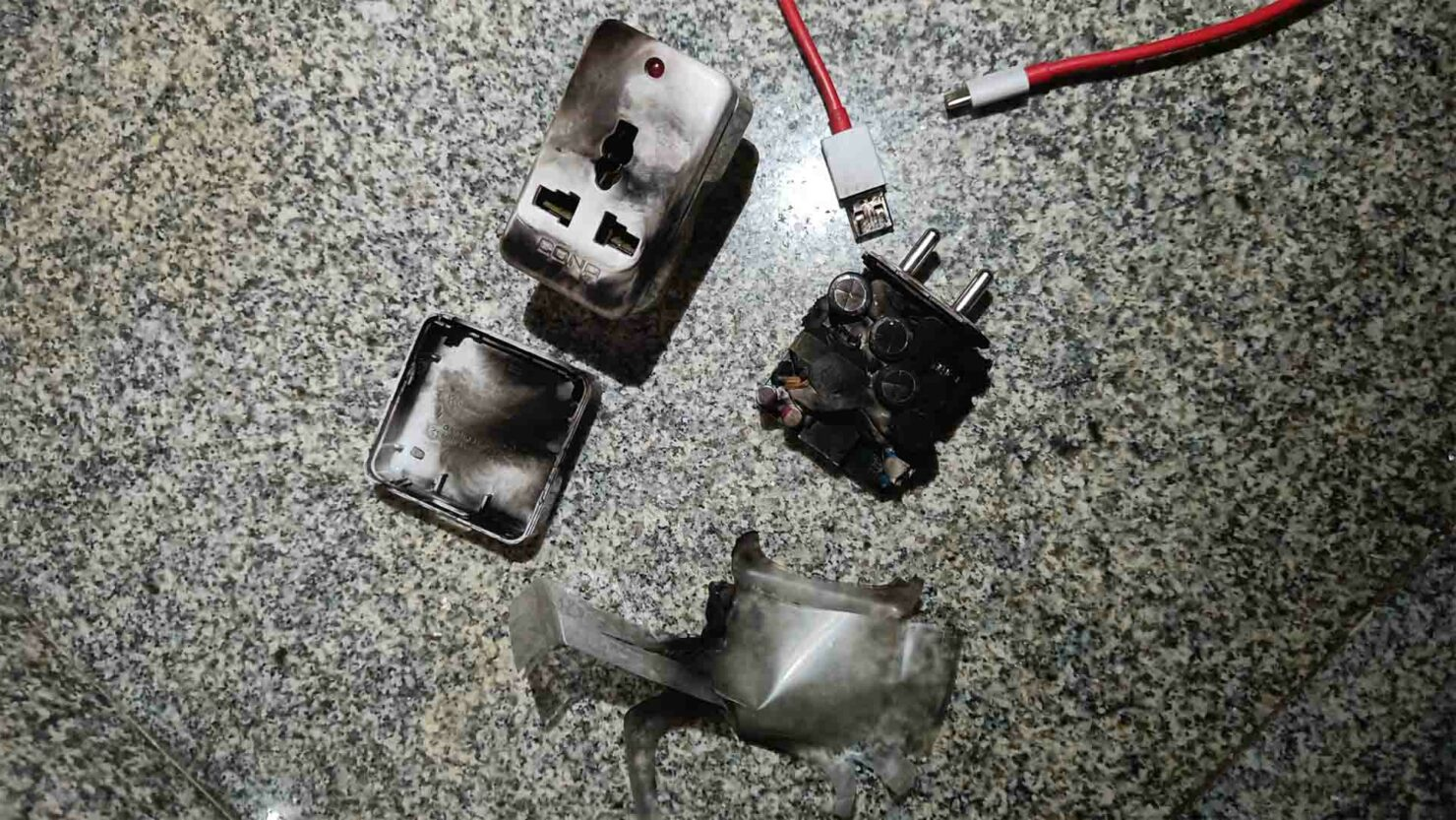 OnePlus Nord 2 Warp Charger Exploded but Company Said It Was Due to Voltage Fluctuation, Not a Manufacturing Defect