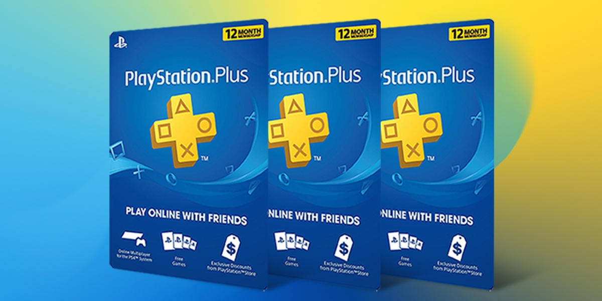 PlayStation Plus: 3-Yr Subscription Stackable Code Bundle + $20 Store Credit