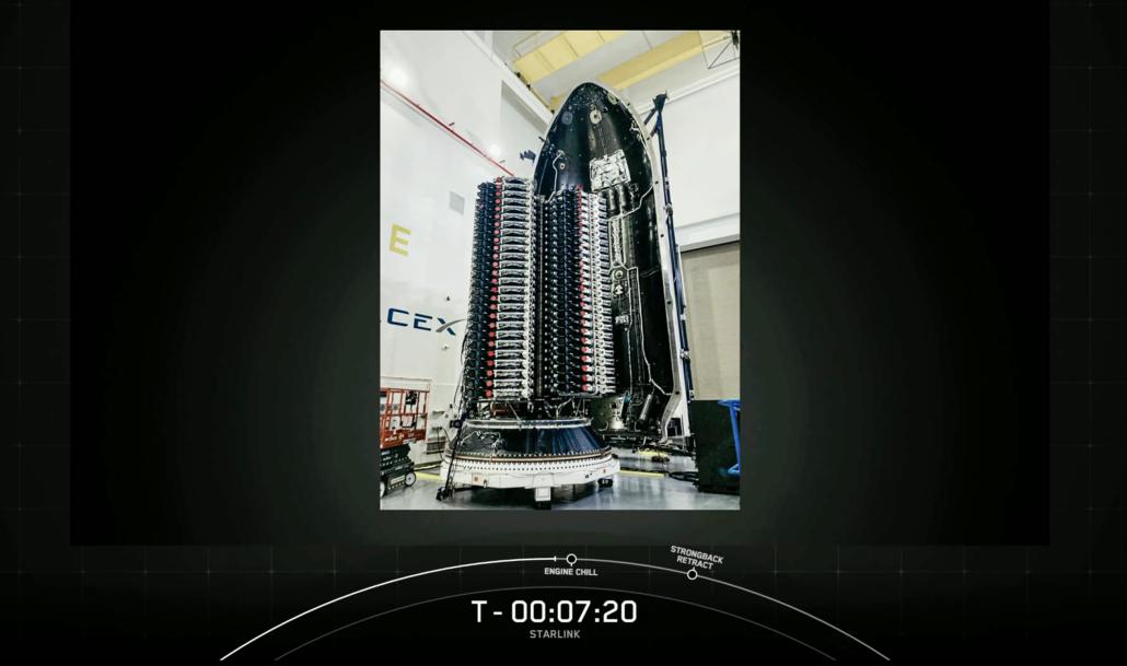 Starlink laser satellites