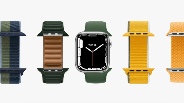 Your Apple Watch Series 7 Will Support Your Favourite Bands