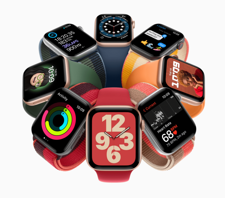 Apple Releases New Watch Band Collection for Series 7