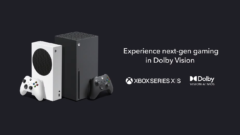 Dolby Vision Xbox Series