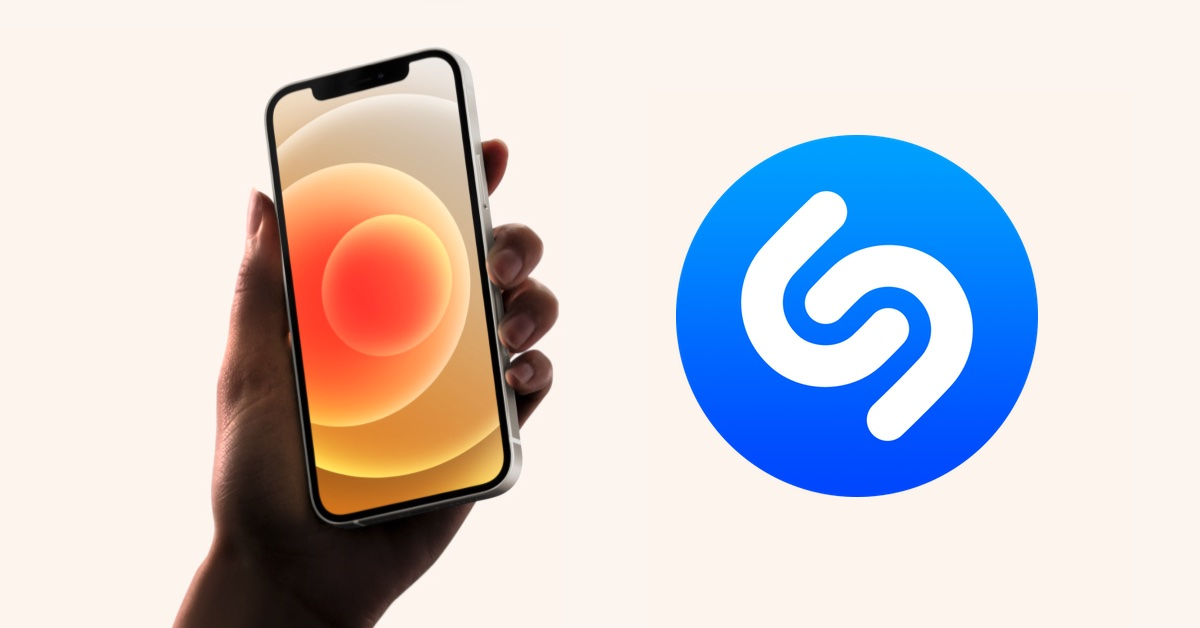Shazam used a billion times from Control Center