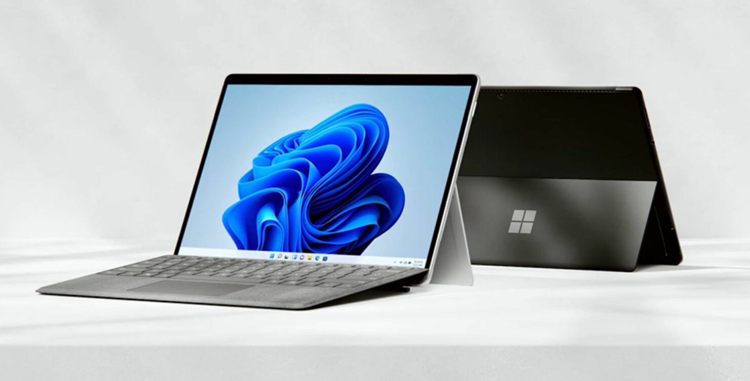 Surface Pro 8 Goes Official With Bigger 13-inch Screen, 120Hz Refresh Rate Display, Thinner Bezels, More