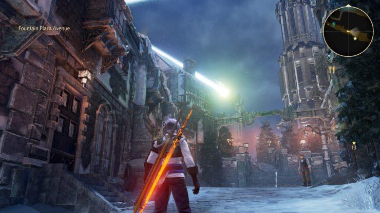 Tales of Arise PC mod NPc