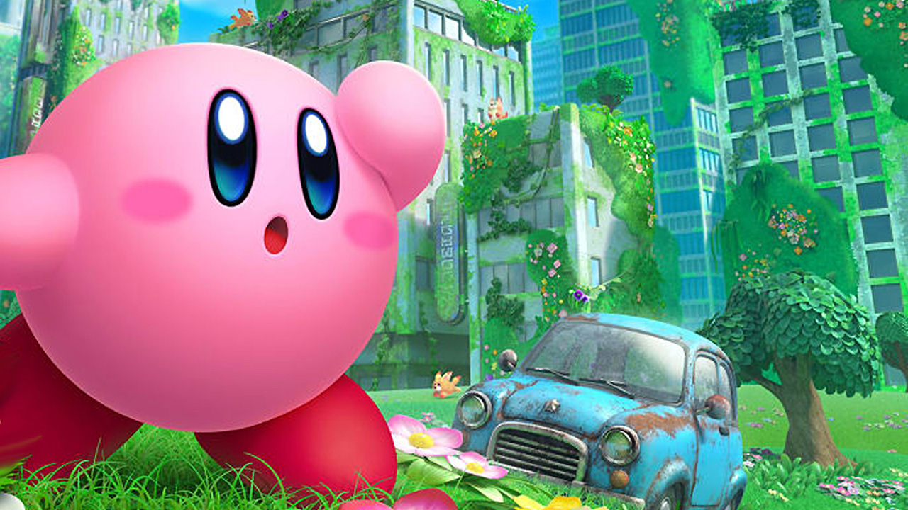 Kirby and the Forgotten Land is the Pink Puffball's Post-Apocalyptic  Full-3D Debut