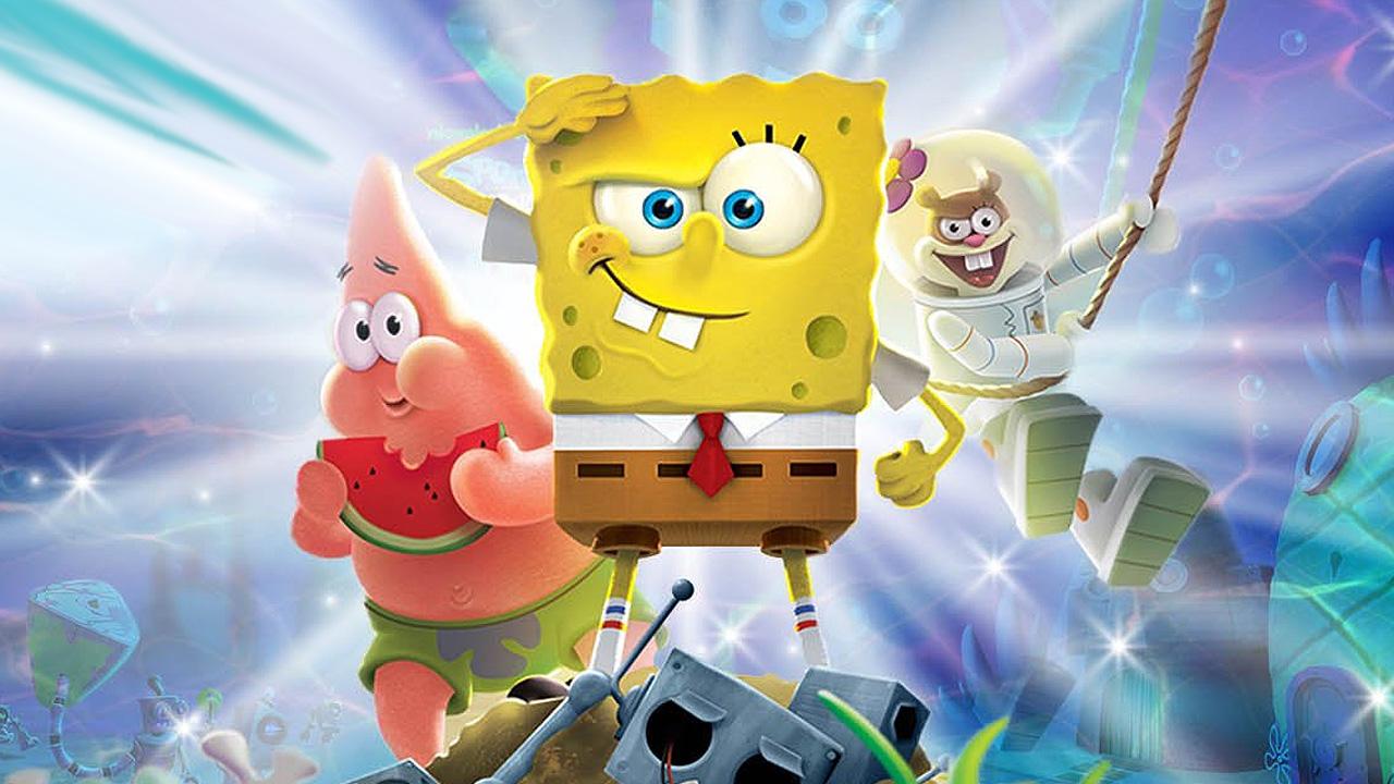 THQ Nordic SpongeBob