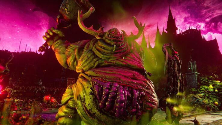 Warhammer 40k Chaos Gate Daemongate