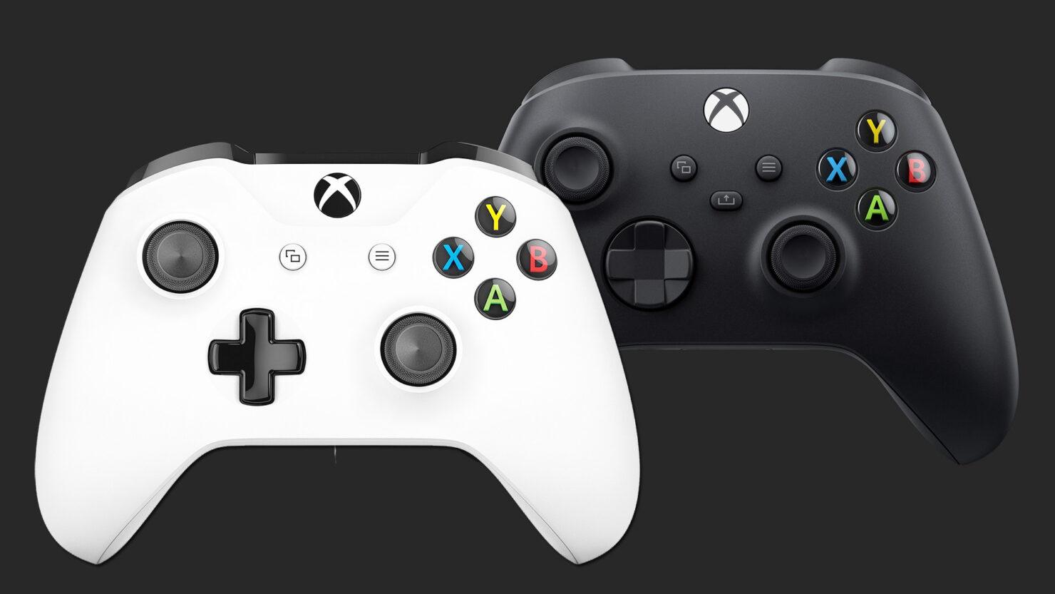 Xbox One controller Xbox Series X controller