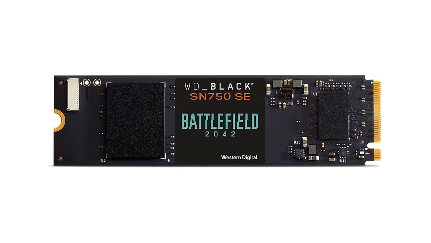 WD_BLACK SN 750 SE NVMe 1TB SSD Gives You a Free Copy of Battlefield 2042 [Costs $159.99]