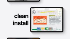 how to clean install iOS 15 and iPadOS 15 final updates