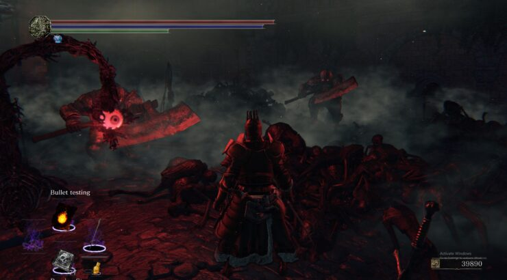 dark souls 3 pc overhaul mod call of the abyss 34
