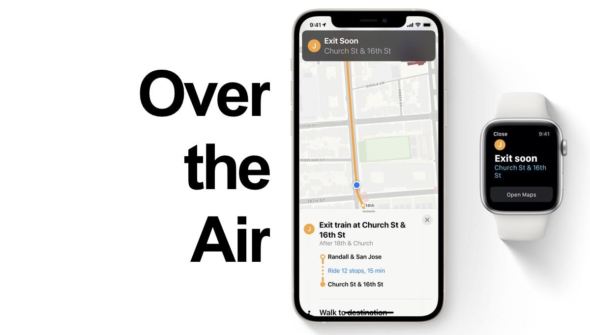 Download iOS 15 and iPadOS 15 over the air without losing files and settings