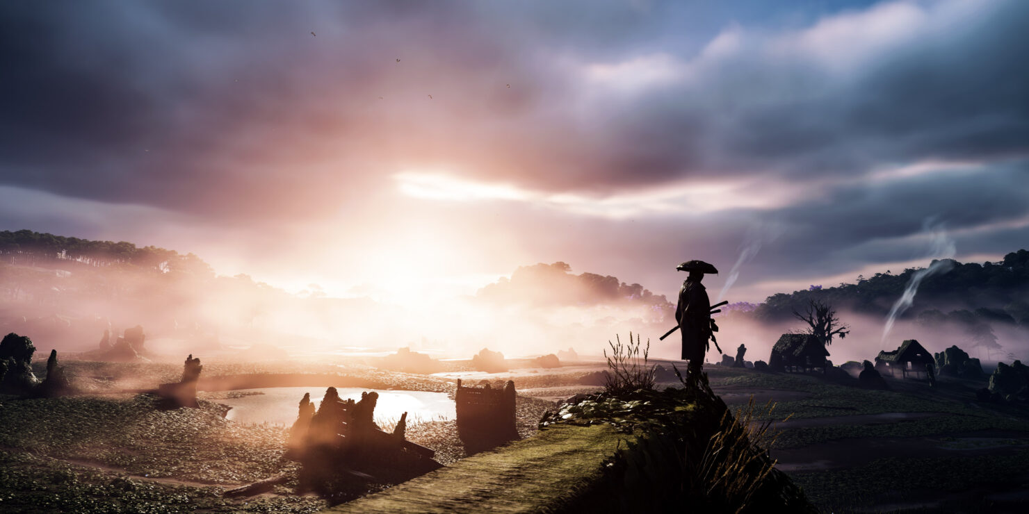 ghost of tsushima director's cut update 2.1 ps5 ps4