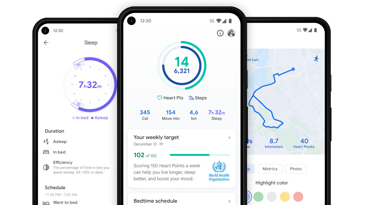 Google Fit Reaches 100 Million Installs on Google Play Store