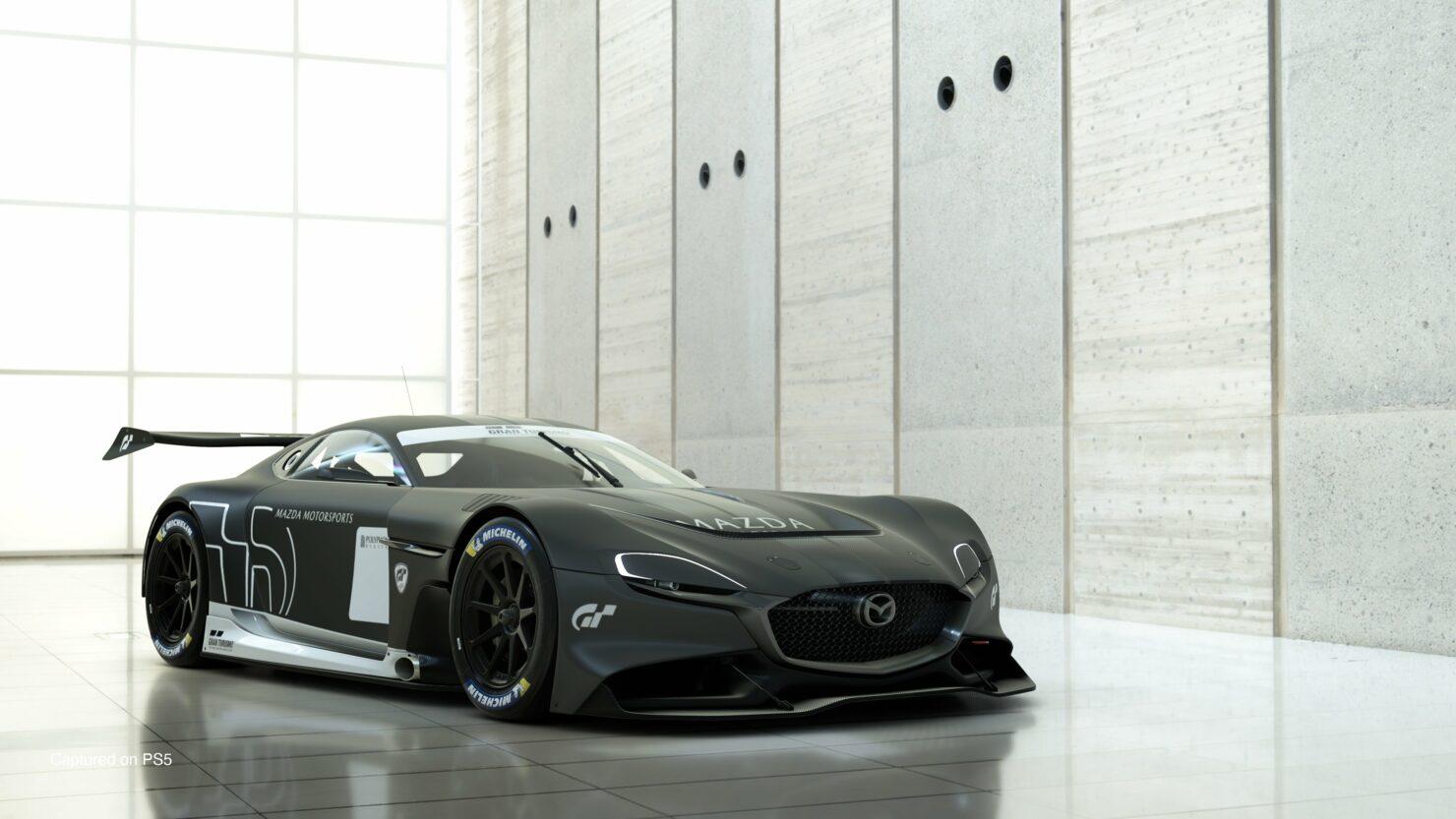 Gran Turismo 7 ps5 4k 12