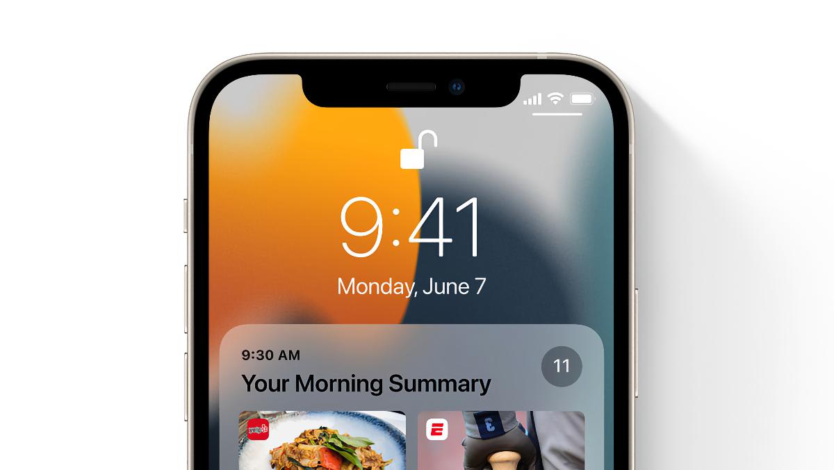 iOS 15 Stuck at Preparing Update issue