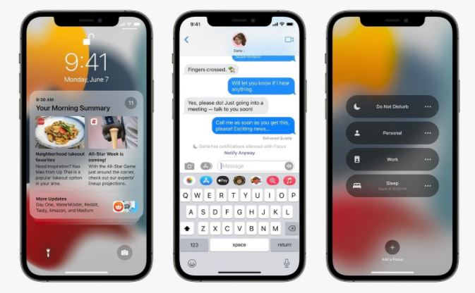 Should You or Should You Not Install iOS 15