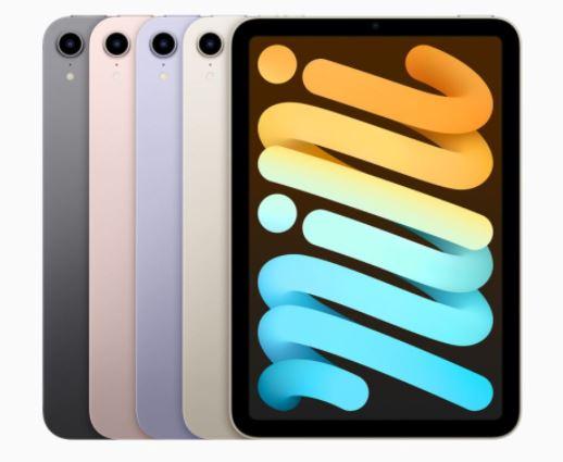 iPad mini 6 RAM