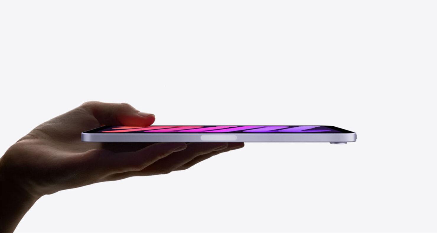 iPad mini 6 jelly scrolling issue