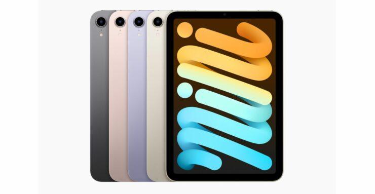 iPad mini 6 launched