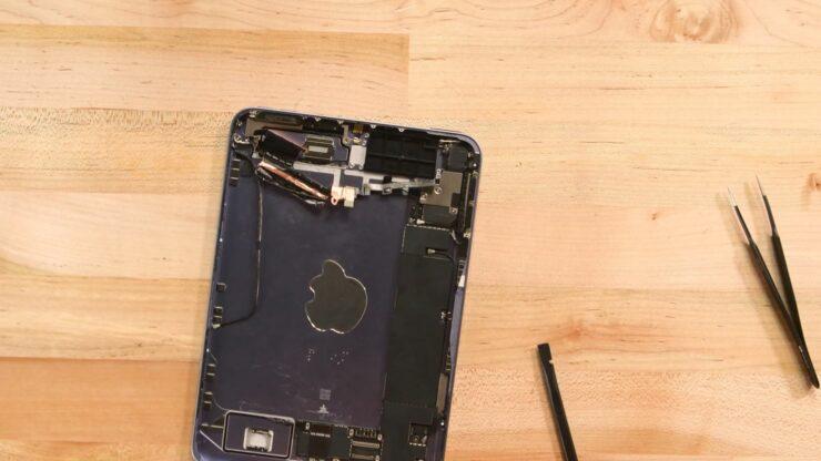 iPad mini 6 teardown