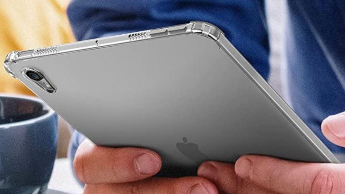 iPad mini 6 case shows Volume buttons on top