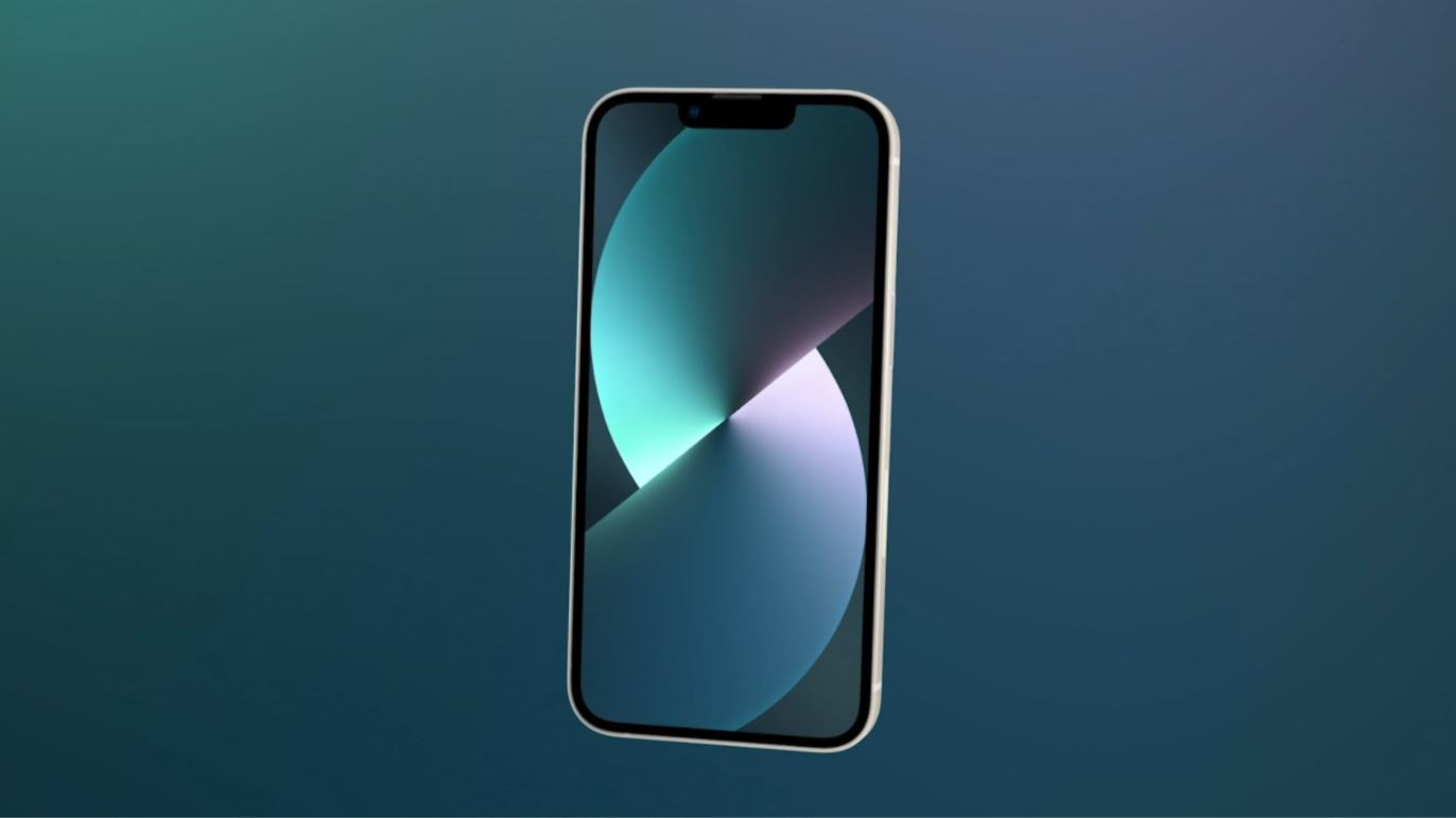 iPhone 13 Notch Sixe