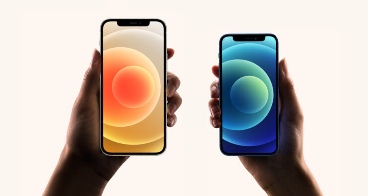 iPhone 12, iPhone 12 mini Get a $100 Price Cut After iPhone 13 Unveiling; iPhone 12 Pro, iPhone 12 Pro Max Discontinued