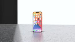 iPhone 13 and iPhone 13 mini storage