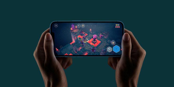 Batterie iPhone 13 et streaming vidéo