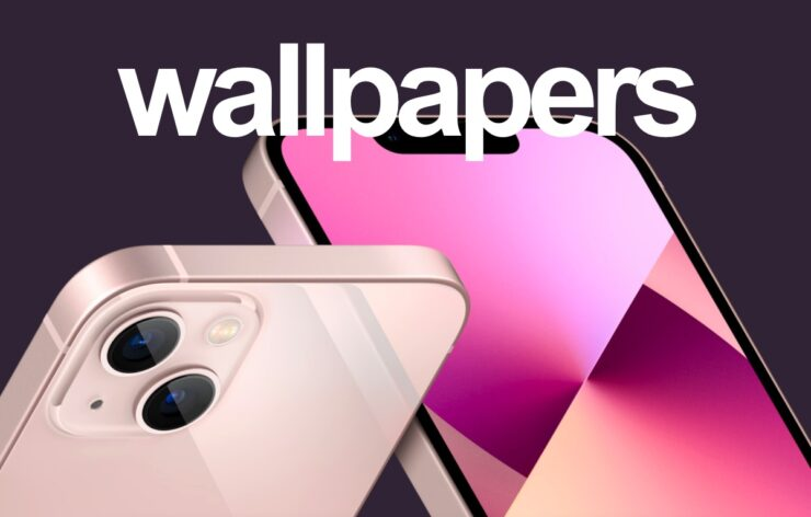 Download wallpapers from iPhone 13 and iPhone 13 Pro