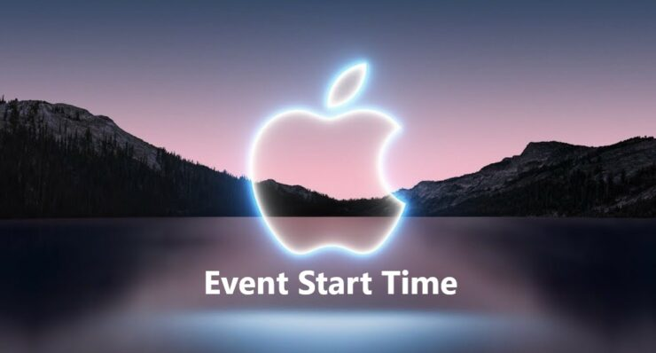 iPhone 13 event start time in your region