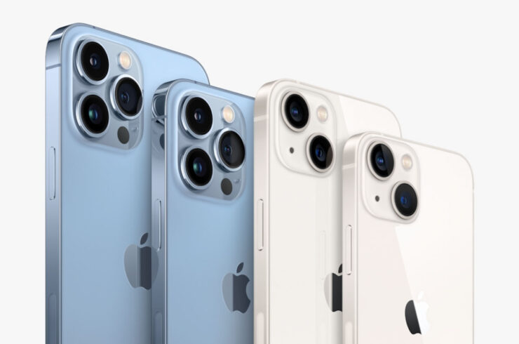Apple to Reportedly Place Order for 90 Million iPhone 13 Units in 2021