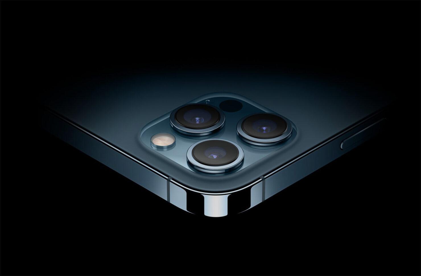 Apple iPhone Periscope Folded Lens 2023