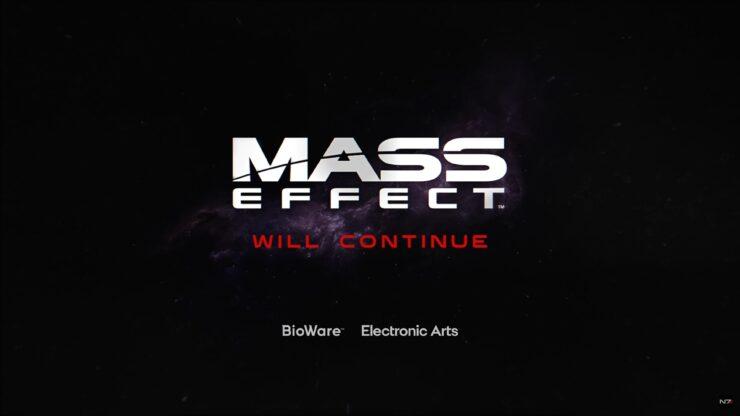 Mass Effect Next