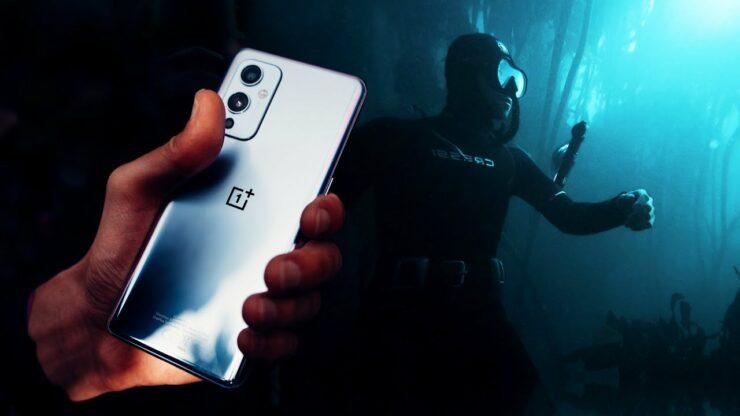 YouTube Sam Kolder Shot an Impressive Ad 100% On a OnePlus 9 Pro