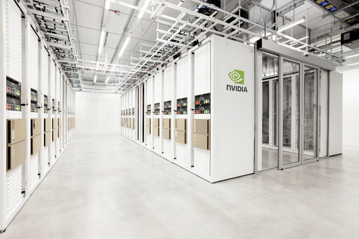 NVIDIA To Open Cambridge-1 Supercomputer For UK Healthcare Startup Companies