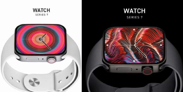 Apple Watch Series 7 launch and availability