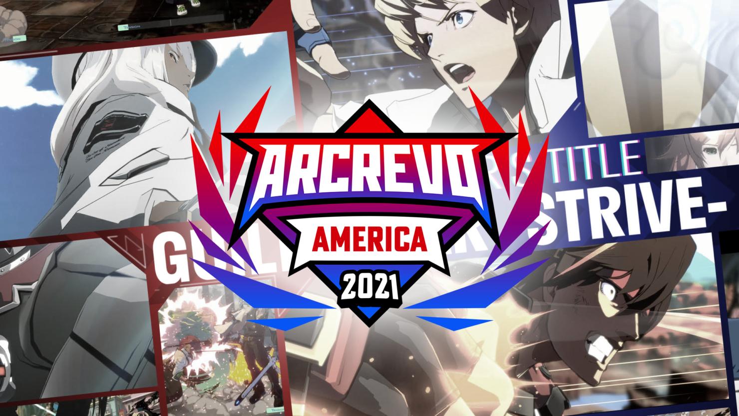 ARCREVO 2021 Guilty Gear