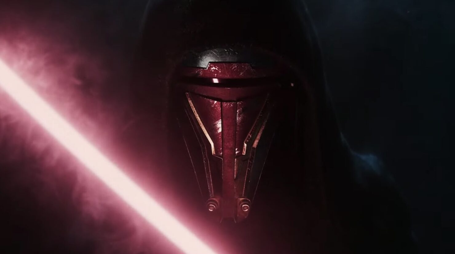 star wars knights of the old republic remake ps5