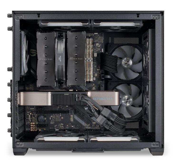 LIAN LI Launches O11 AIR MINI, A Small-Footprint Modular Case Focusing on Cooling & Starting at $109 US 3