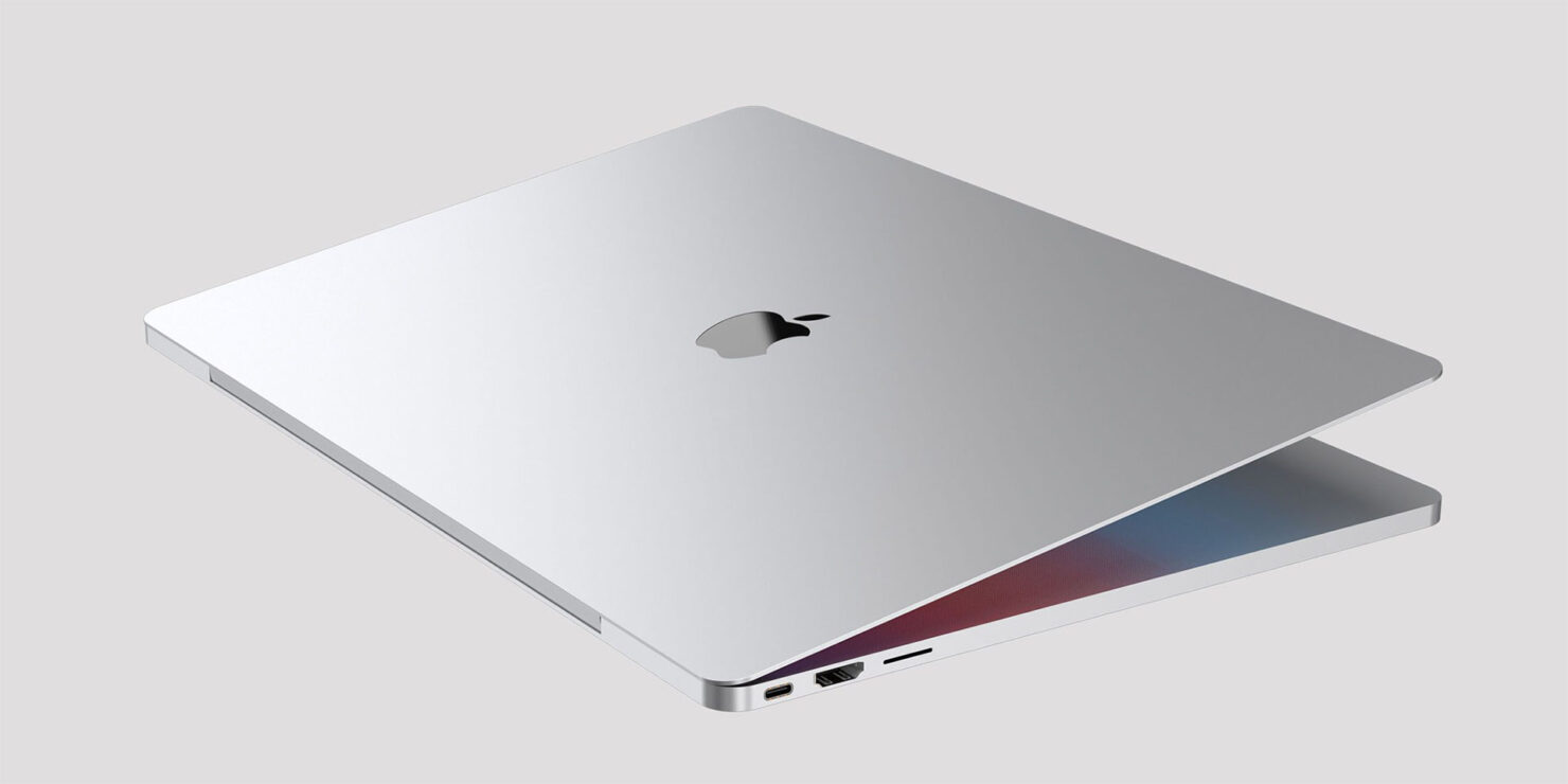 DVT Unit Image of Upcoming Redesigned MacBook Pro Reveals M1X Chip, 16GB Unified RAM Specifications