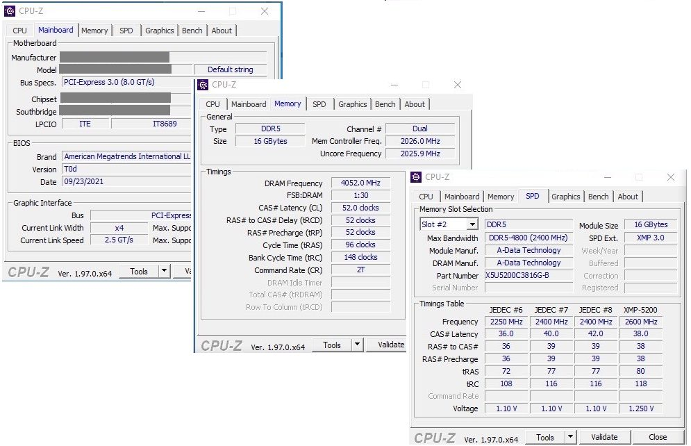 adata-xpg-ddr5-8104-mbps-memory-overclock