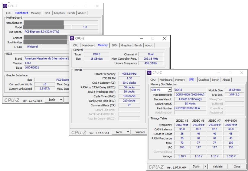 adata-xpg-ddr5-8118-mbps-memory-overclock